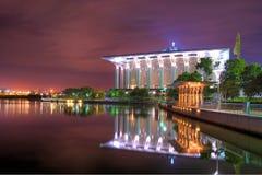 Masjid Besi Putrajaya Stock Images
