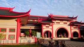 Masjid Cina Melaka imagen de archivo
