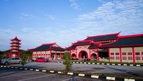 Masjid Cina Melaka fotografía de archivo