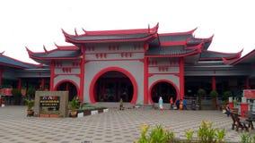Masjid Cina Melaka Arkivfoton