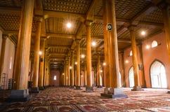 Masjid de Jamia em Srinagar, Índia Foto de Stock