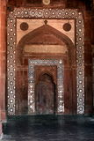 masjid delhi jama Стоковые Фото