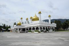 Masjid Diraja Tuanku Munawir en Negeri Sembilan Imagenes de archivo
