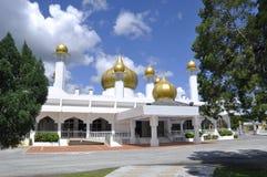Masjid Diraja Tuanku Munawir i Negeri Sembilan Royaltyfria Bilder