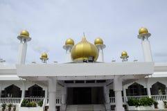 Masjid Diraja Tuanku Munawir в Negeri Sembilan стоковые изображения