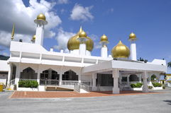 Masjid Diraja Tuanku Munawir in Negeri Sembilan Fotografie Stock Libere da Diritti