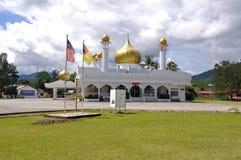 Masjid Diraja Tuanku Munawir in Negeri Sembilan Fotografia Stock Libera da Diritti