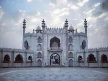 Masjid e Rashid Deoband Image stock