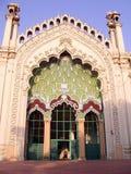 masjid för jama lucknow fotografering för bildbyråer