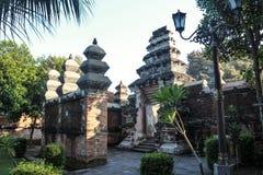 Masjid Gede Mataram Kota Gede Yogyakarta arkivfoton