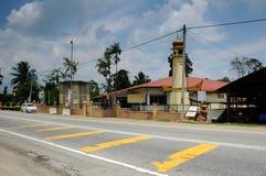 Masjid Ihsaniah Iskandariah chez Kuala Kangsar photos stock