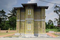 Masjid Ihsaniah Iskandariah chez Kuala Kangsar images libres de droits