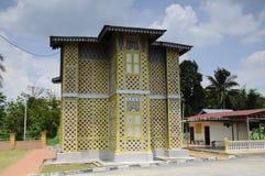 Masjid Ihsaniah Iskandariah in Kuala Kangsar stock afbeelding