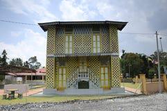 Masjid Ihsaniah Iskandariah Kuala Kangsar image stock