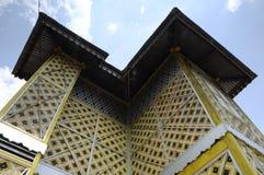Masjid Ihsaniah Iskandariah at Kuala Kangsar royalty free stock photo
