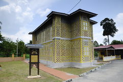 Masjid Ihsaniah Iskandariah Kuala Kangsar Stock Photography