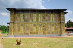 Masjid Ihsaniah Iskandariah at Kuala Kangsar Royalty Free Stock Photos
