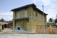 Masjid Ihsaniah Iskandariah Kuala Kangsar Stock Photos