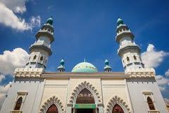 Masjid Indien bei wenigem Indien, Klang Lizenzfreies Stockbild
