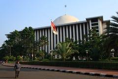 Masjid Istiqlal Royalty Free Stock Photos