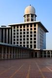 Masjid Istiqlal stock afbeelding