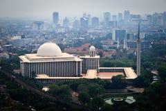 Masjid Istiqlal Obraz Royalty Free