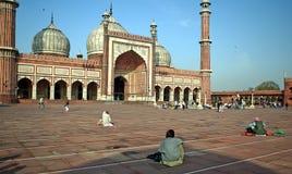 masjid jama Стоковое Фото