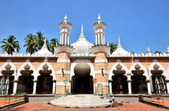 Masjid Jamek吉隆坡 库存图片