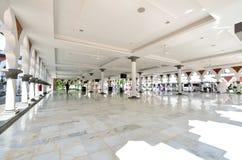 Masjid Jamek Κουάλα Λουμπούρ Στοκ Εικόνες
