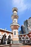 Masjid Jamek Κουάλα Λουμπούρ Στοκ Φωτογραφία