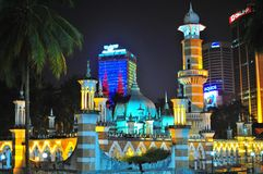 Masjid Jamek Royalty Free Stock Images