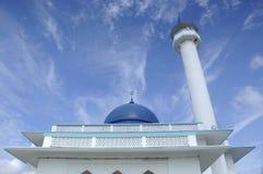 Masjid Jamek Bandar Mersing Image stock