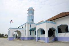 Masjid Jamek Dato Bentara Luar in Batu Pahat, Johor, Maleisië Royalty-vrije Stock Fotografie