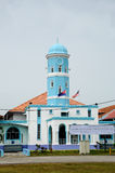 Masjid Jamek Dato Bentara Luar dans Batu Pahat, Johor, Malaisie images stock
