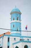 Masjid Jamek Dato Bentara Luar dans Batu Pahat, Johor, Malaisie photos stock