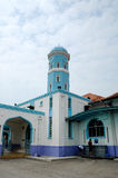 Masjid Jamek Dato Bentara Luar em Batu Pahat, Johor, Malásia imagem de stock