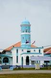 Masjid Jamek Dato Bentara Luar i Batu Pahat, Johor, Malaysia arkivbilder