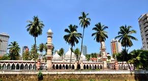 Masjid Jamek Kuala Lumpur Photographie stock
