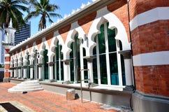 Masjid Jamek Kuala Lumpur Stock Photo