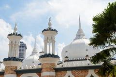 Masjid Jamek uno de Malasia la mayoría de las mezquitas importantes imagenes de archivo