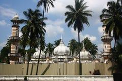Masjid Jamek unter Wartung Lizenzfreies Stockbild