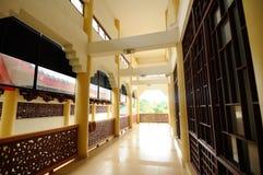 Masjid Jubel Perak sułtanu Ismail Petra a K A Masjid Pekin obraz stock
