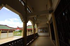 Masjid Jubel Perak sułtanu Ismail Petra a K A Masjid Pekin fotografia stock