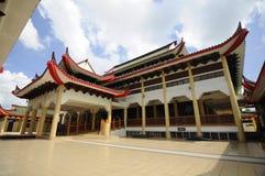 Masjid Jubel Perak sułtanu Ismail Petra a K A Masjid Pekin obrazy royalty free