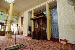 Masjid Jubli Perak Sultan Ismail Petra a.k.a. Masjid Beijing Stock Photo