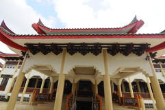 Masjid Jubli Perak Sultan Ismail Petra a.k.a. Masjid Beijing Stock Photos