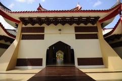 Masjid Jubli Perak Sultan Ismail Petra a.k.a. Masjid Beijing Royalty Free Stock Photography
