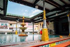 Masjid Kampung Kling in Malacca, Malaysia stock photo