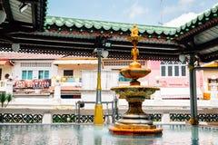 Masjid Kampung Kling in Malacca, Malaysia royalty free stock image
