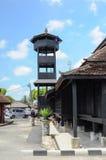 Masjid Kampung Laut at Nilam Puri Kelantan, Malaysia Royalty Free Stock Image